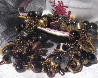 fatdog ToolBox Collection Bracelet - TBB106 Basic Black