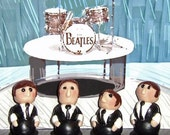 The Beatles - Card