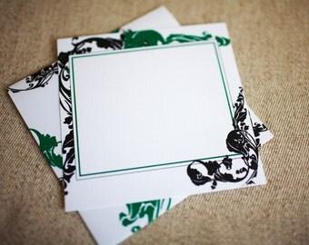 SALE - Kelly Pattern - Noteset (Set of 10)