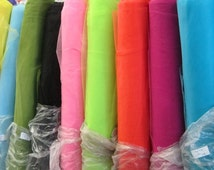 Tulle of the trade Fabric  tulle tutus ballet costumes veils party decor