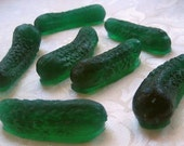 In A Pickle - Fun Food Gherkin Pickle Soap