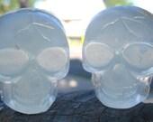 Scary Skulls Glow in the Dark Soap - Halloween Soap - Novelty Soap