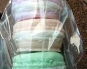 Macaron Soap - French Macaron Soap Trio Gift Set