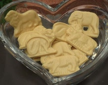Kids Soap - Animal Cracker Cookie Soap - Classic Cookie Soap