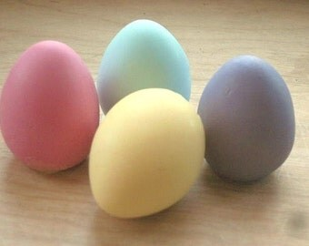Easter Egg Soap - Eggs-tra Special Colored Vegan Egg Soaps - Easter Soap
