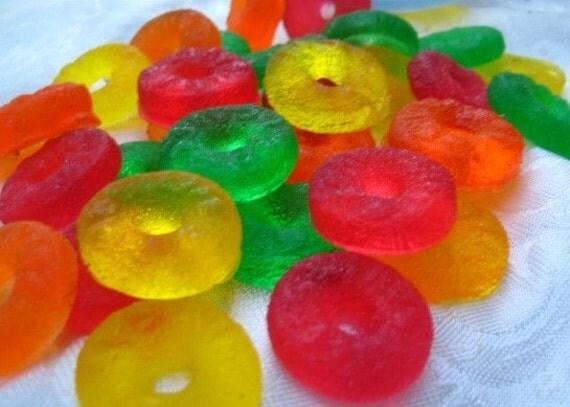 Gummy Saver Fun Sweet Candy Soap