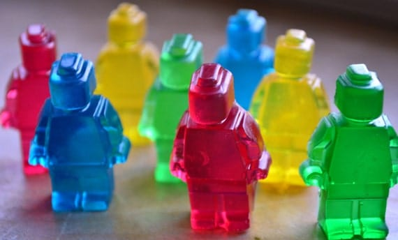 Toy Action Figure Kids Soap - Perfect Party Favor