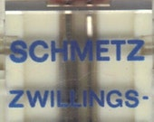 Schmetz sewing machine needle, double Hemstitch needle, wing and universal needle