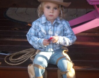 Cowboy/Cowgirl - sans shirt