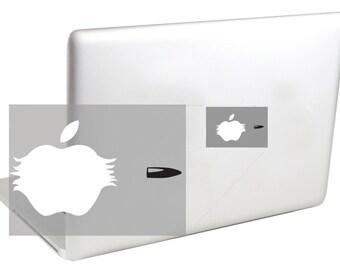Macbook Decal Dr. Edgerton's Apple