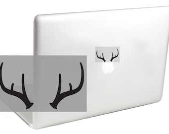 Antler on the Apple MacBook Decal by Suzie Automatic