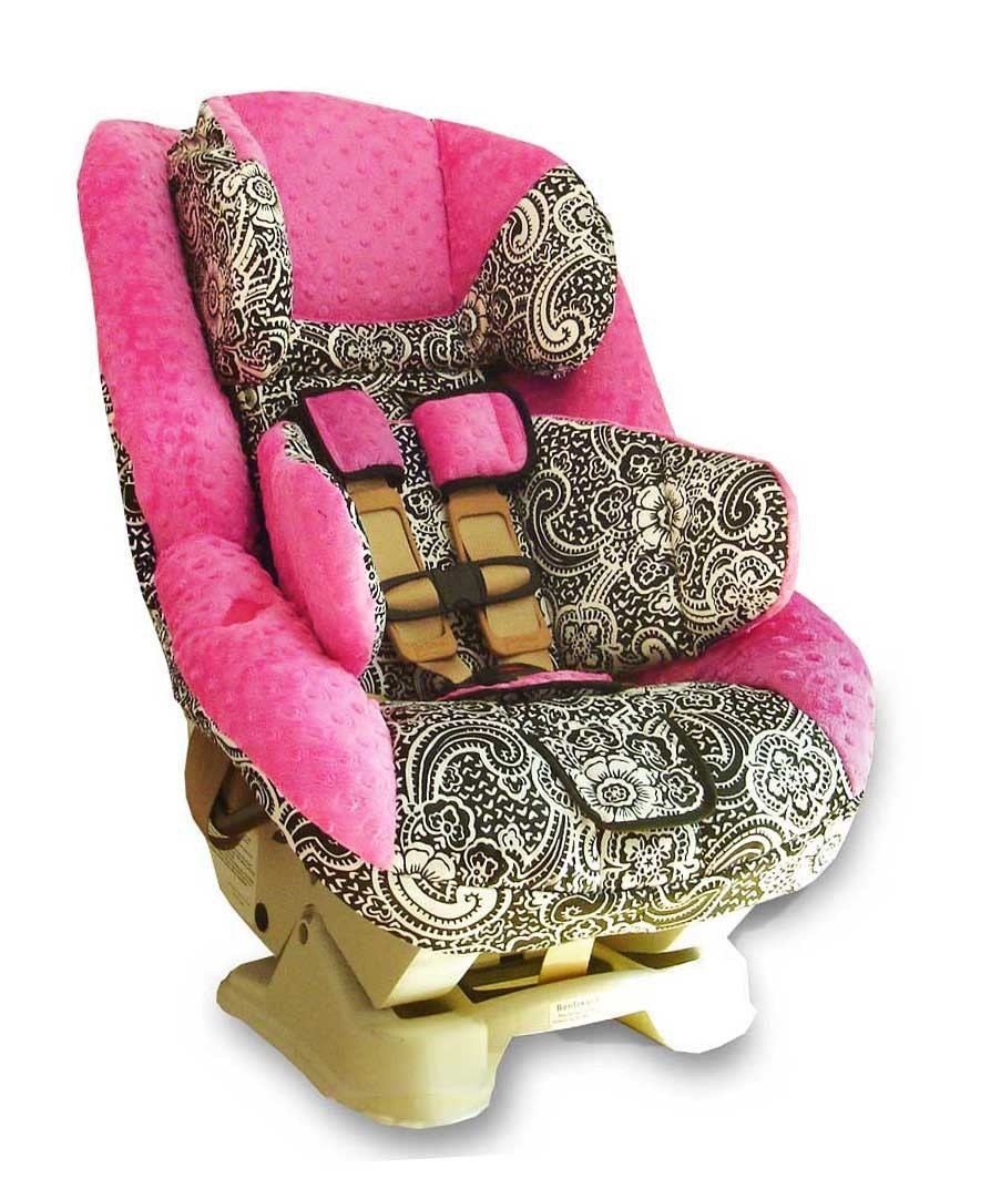 boutique cover 4 britax boulevard car seat classy paisley. Black Bedroom Furniture Sets. Home Design Ideas