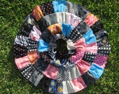 Patchwork Twirly Skirt RESERVED