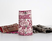 REDUCED Sari border Bollywood cuff in delicious hot pink