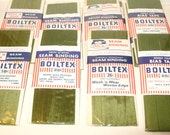 Vintage Seam Binding Ribbon Bias Tape Coats & Clark 164-A ALMOND GREEN 24 yards
