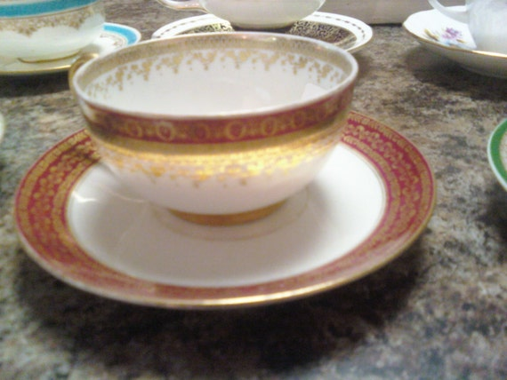 China cup and saucer - PRICE HAS BEEN REDUCED