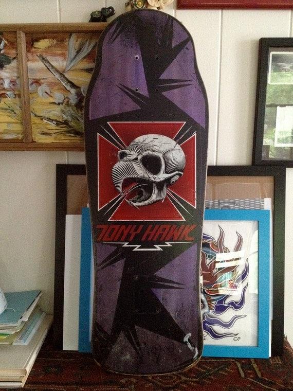 Vintage Tony Hawk Powell Peralta Skate Deck