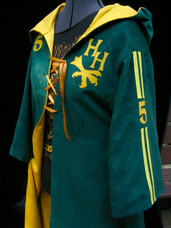 Slytherin Quidditch Robes