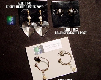 Handcrafted Novelty Earrings