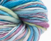 20 Skeins Spun for You, HandSpun and Hand dyed Yarn, Bulky, Singles, 50 yards minimum, Organic Merino, Bulk, Wholesale