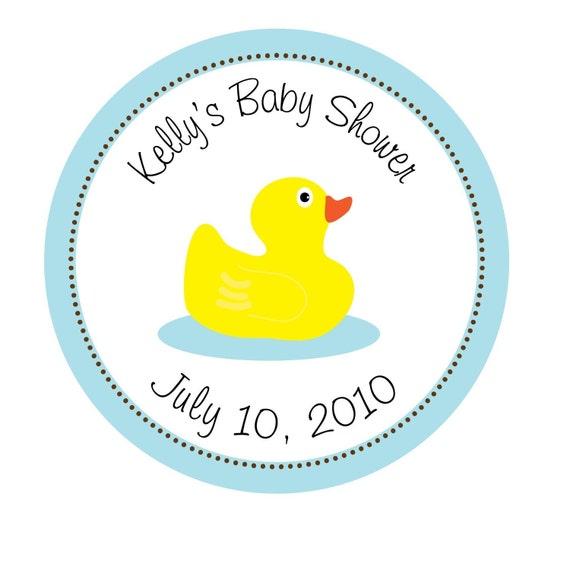 Rubber Ducky Invitations with amazing invitation template
