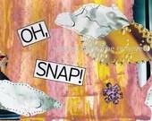 Card: Oh Snap