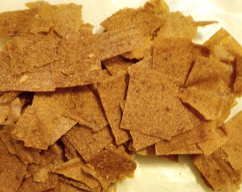 Pineapple Banana Fruit Leather Bites - 2 oz. - GREAT for you AND your dog