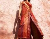 Women's tailored tunic-The woman warrior tunic-formal wear