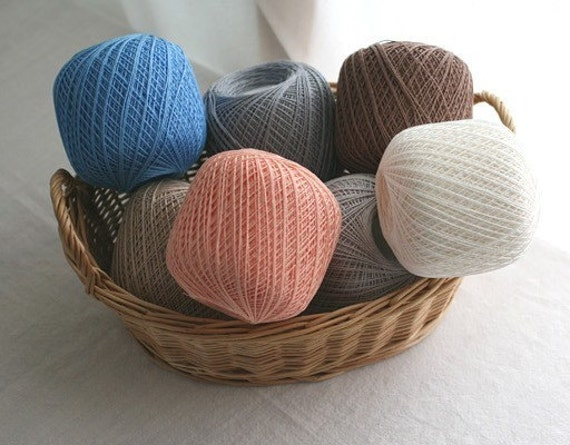Simple/Classic Colored Cotton Twine