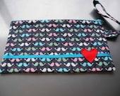 Love Bird Wristlet