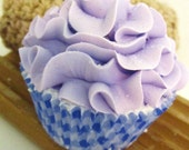 SPA COLLECTION Lavender Bath Bomb Cupcake Fizz Fizzy