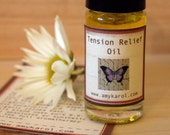 Organic Tension Relief Oil