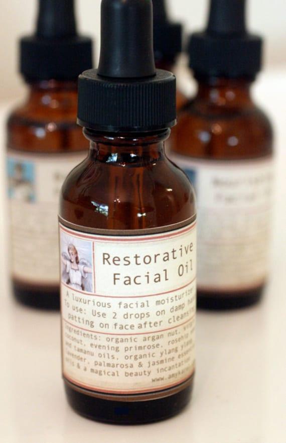 Restorative Facial Oil