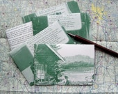 Green Poetry Upcycled Envelopes