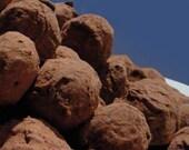 Box of 8 hand made truffles