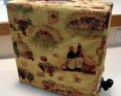 Wine Box Costume