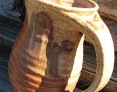Pottery Latte Bulb Mug