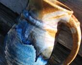 Handmade Pottery Mug in Joe's Blue