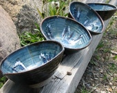 Handmade Rice Bowls...NORTHERN LIGHTS for your tabletop