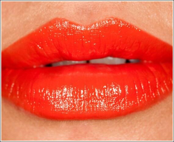 Sunset Orange Natural Lipstick