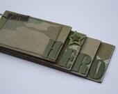 Military Hero Wooden Album