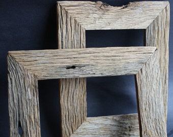 5 x 7 Tan Oak Barn wood Frame BWF2500F