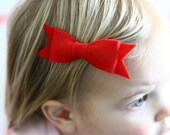 Mary Jane Clip - Red
