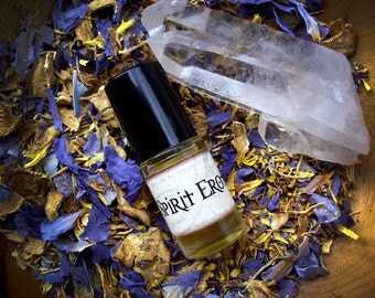 Spirit Erotic- Sacred Sensuality -Pure Artisan Perfume Oil 10ml