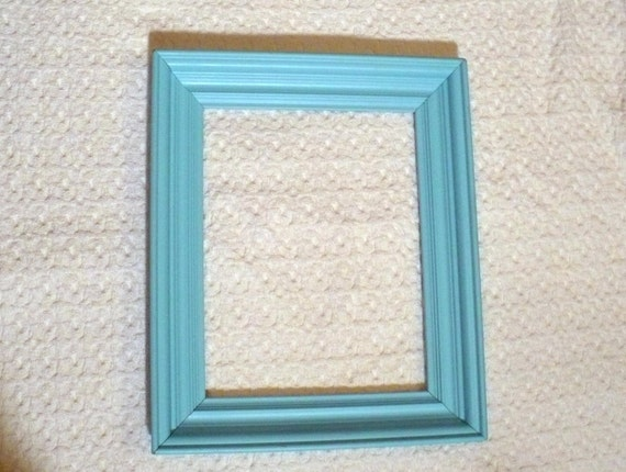 Picture Frame Wood  --Will do Custom Paint  -- mirror or chalkboard