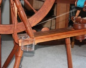 Jensen Production Spinning Wheel Cup Holder