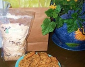 Nursing Mom's Cookie Mix - SMALL (Makes 2 Dozen Oatmeal Chocolate Chip Cookies)