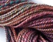 Wallflower - handspun yarn, worsted weight