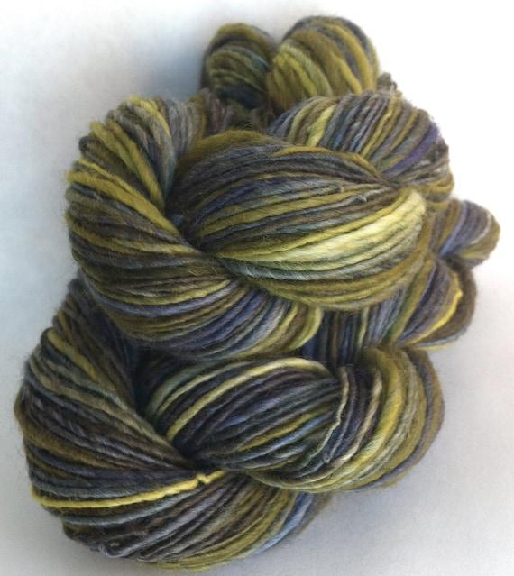 Lithia - handspun yarn, worsted weight
