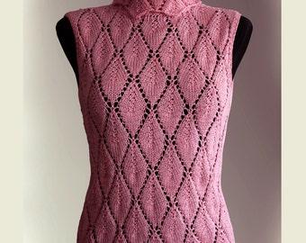 Pattern  PDF /   Knitted Sweater